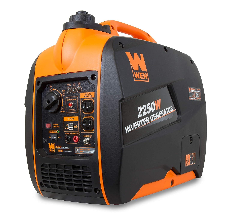 Generators Patio Lawn Garden Wen 56200i Super Quiet 2000 Watt Portable Inverter Generator Carb Compliant