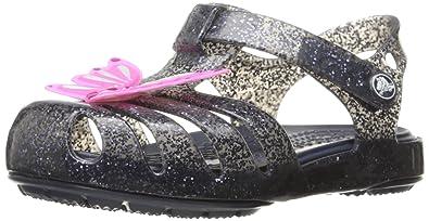 crocs Mädchen 204529 Clogs, Violett (Vibrant Violet), 23/24 EU