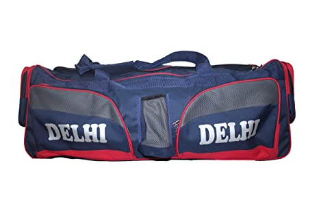 763c73047878 Buy Sports Sun High Quality Cricket Kit Bag Blue Online at Low Prices in  India - Amazon.in