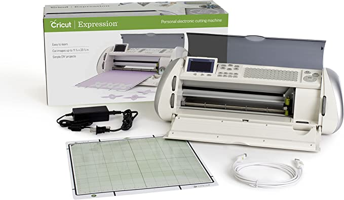 Amazon.com: Cricut Expression 1 Electronic Cutting Machine with no ...