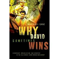 Why David Sometimes Wins: Leadership, Organization, and Strategy in the California Farm Worker Movement (English Edition)