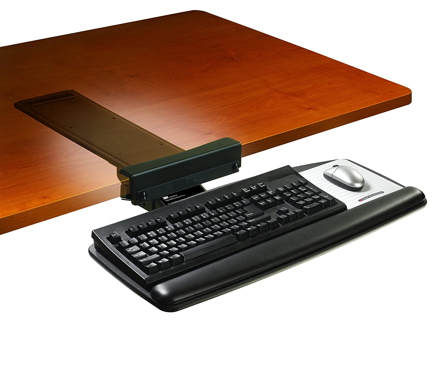 Under Desk Keyboard Tray Walmart Writing Desk With Keyboard Drawer Under Desk