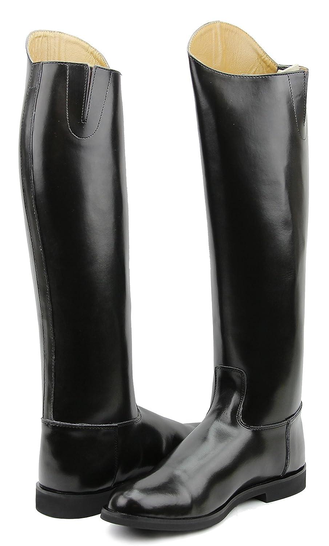de207f5345d Hispar Mens Man Decent Dress Dressage Boots Without Zipper Riding English  Equestrian