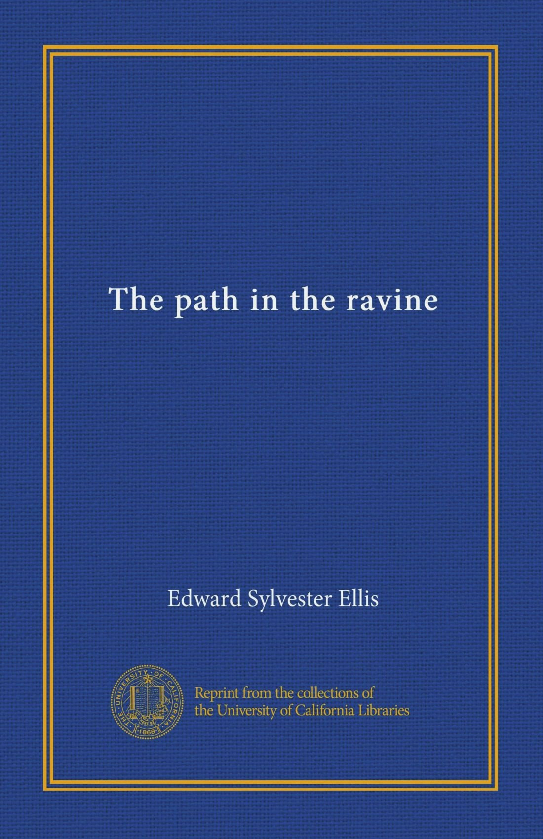Download The path in the ravine ebook