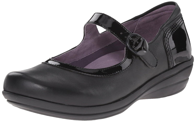 Dansko Women's Misty Mary Jane Flat B00YQ7AH56 37 EU/6.5-7 M US|Black