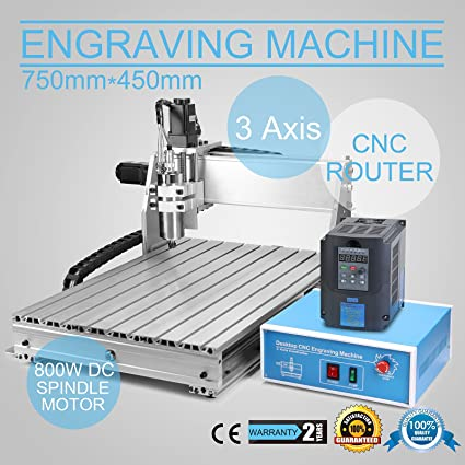 Hpcutter Cnc Router Machine Wood Engraving Machine Engraver Machine 6040z 3 Axis Arts Crafts Cutting Tool With 1 5kw Vfd 6040z 3 Axis Amazon Co Uk Diy