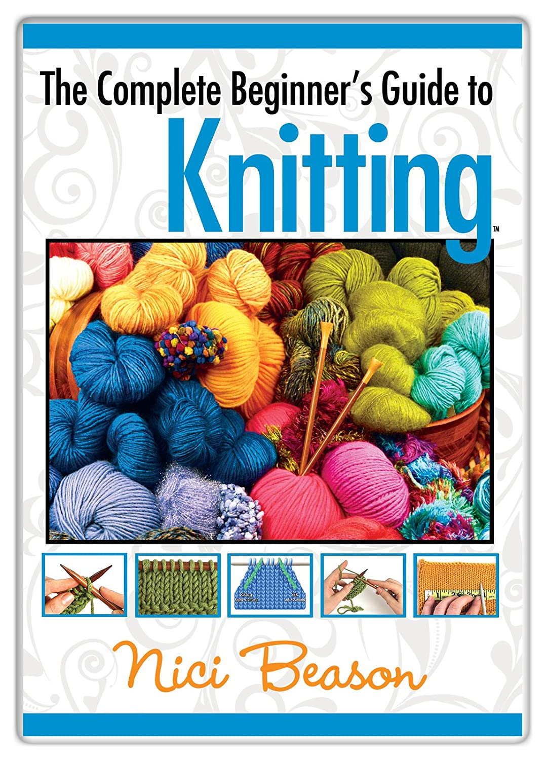 How to finish knitting a scarf. Tips for Beginner Knitters
