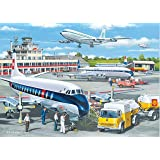 Big 500 Piece Jigsaw Puzzle - Up and Away