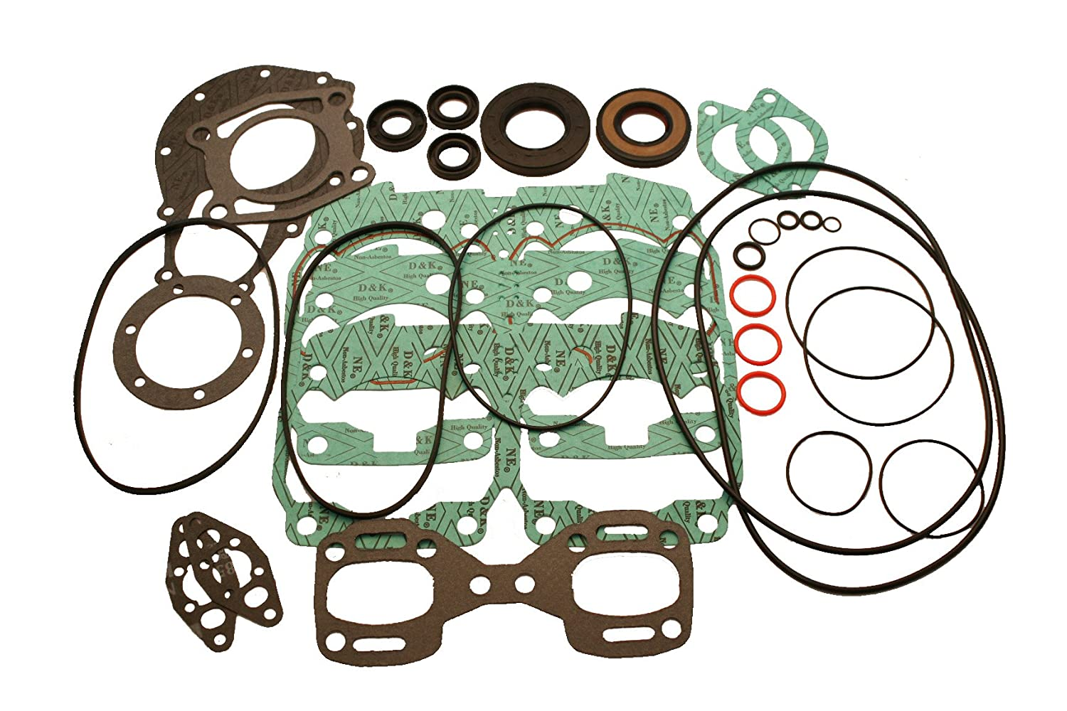 SeaDoo 787 800 Carb Complete Gasket /& O-ring Kit GSX GTX SPX XP Challenger 1800
