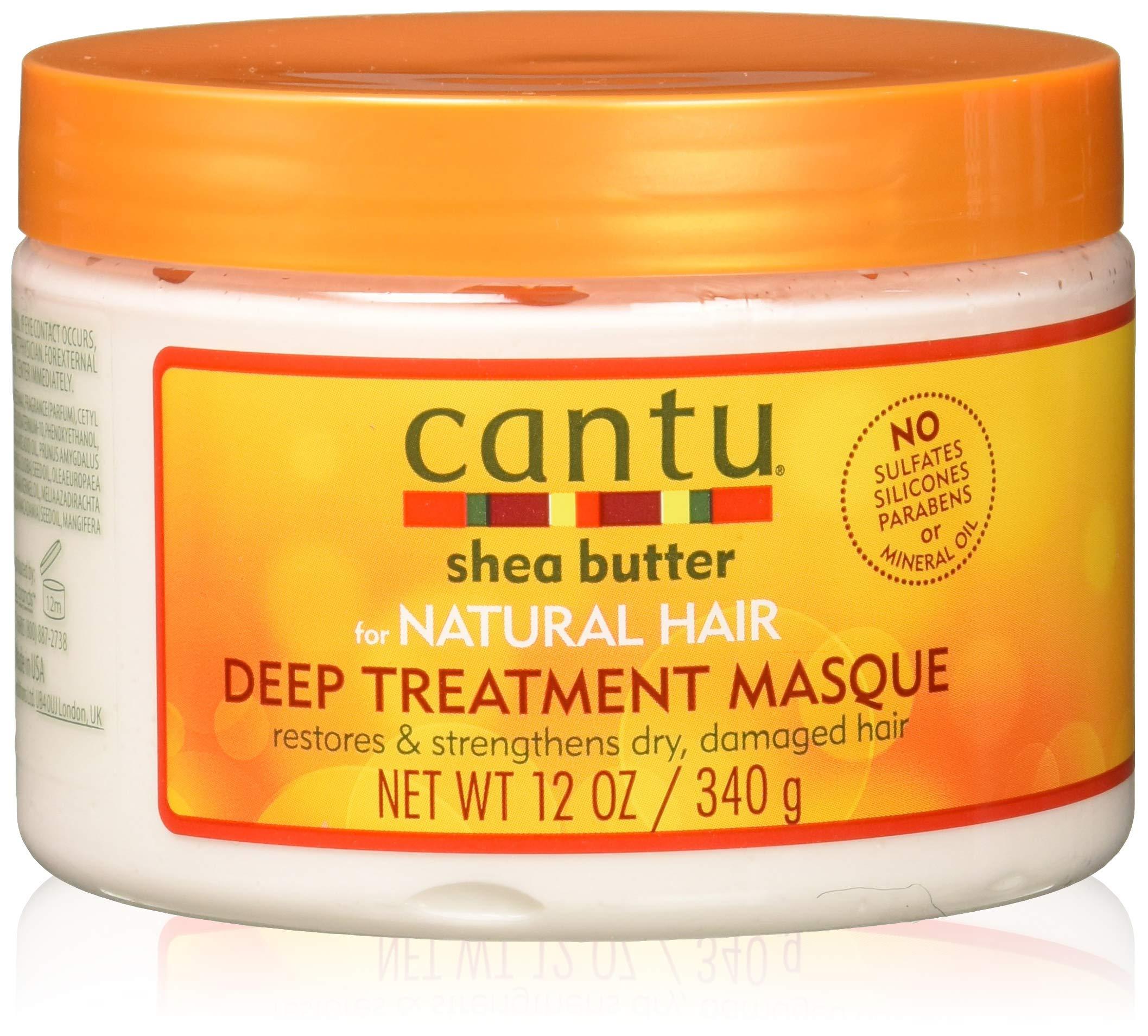 Cantu Shea Butter Deep Treatment Masque, 12 Ounce