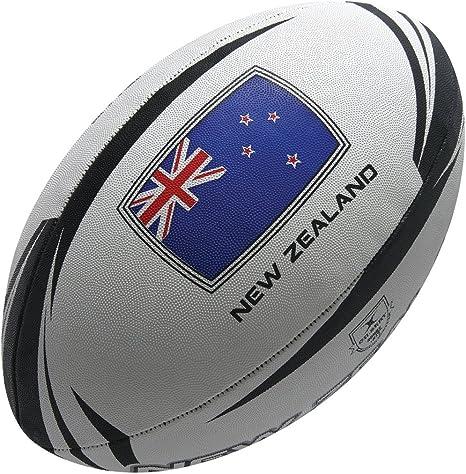 Gilbert New Zealand Supporter Rugby Ball