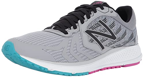 New Balance Women's Vazee Pace v2 Running Shoes, Silver (Silver Mink/Black/