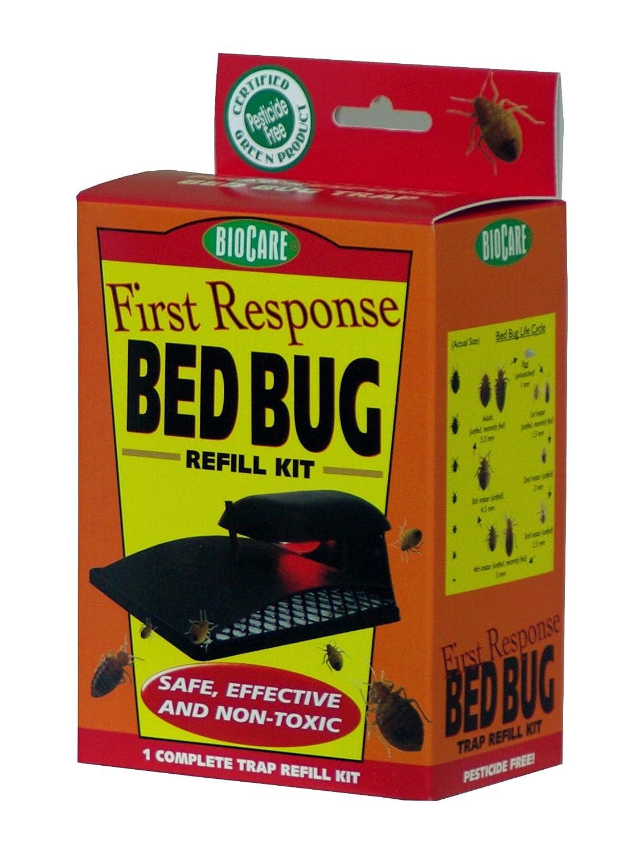 BioCare Bed Bug Trap Refill Kit SpringStar USA Inc. S107