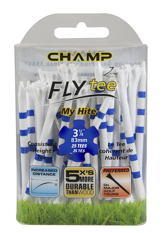 Champ My Hite Fly Golf Tees   B00GTR8UE6