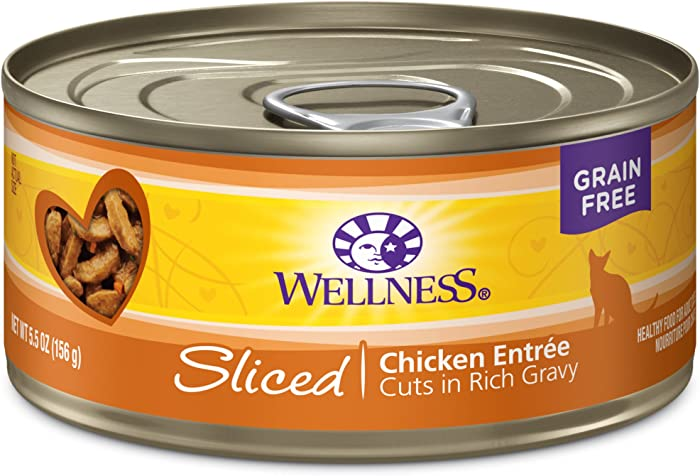 Top 10 Wellness Sliced Turkey Cat Food