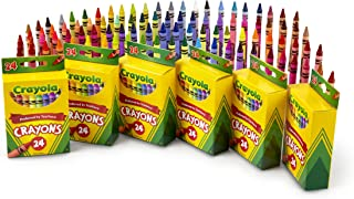 product image for Crayola Crayons, School & Art Supplies, Bulk 6 Pack of 24Count, Assorted