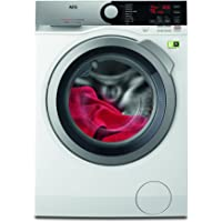 AEG L8FE76695 Waschmaschine/A+++/9 kg ProTex Schontrommel/Weiß/Mengenautomatik/ÖkoMix-Technologie schützt sensible Stoffe