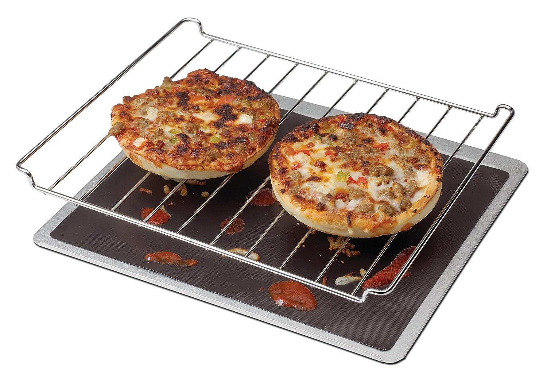 Chef's Planet 401.00 401 Nonstick Toaster Oven Liner, 11-in, Beige (Renewed)