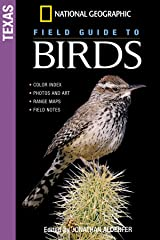National Geographic Field Guide to Birds: Texas Paperback