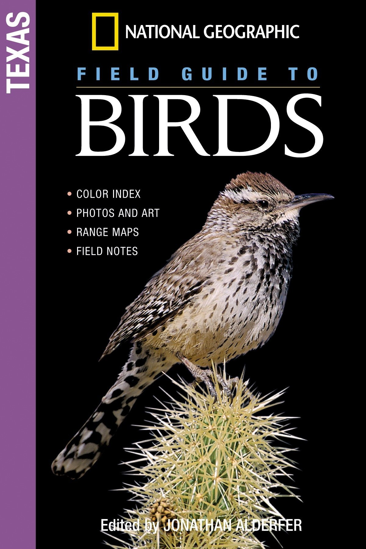 Download National Geographic Field Guide to Birds: Texas pdf epub