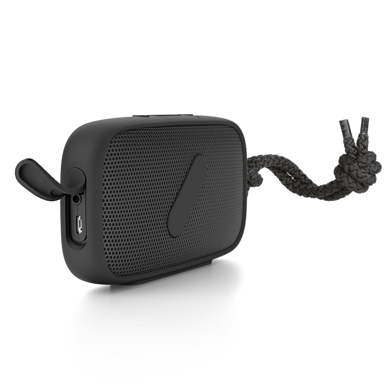 NudeAudio G4PS039MTG - Altavoz inalámbrico con Bluetooth, verde menta: Amazon.es: Electrónica