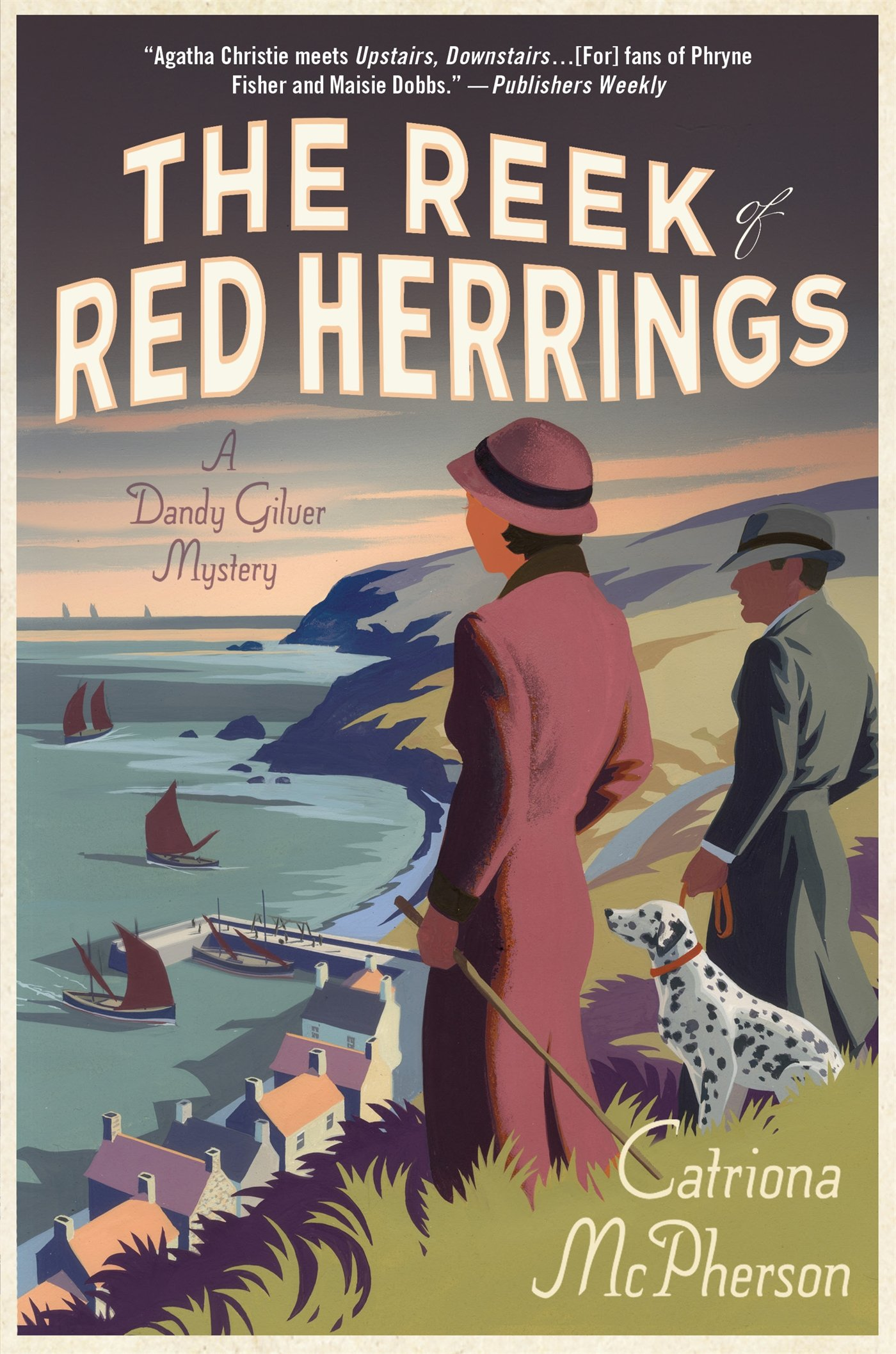 The Reek of Red Herrings: A Dandy Gilver Mystery: Catriona