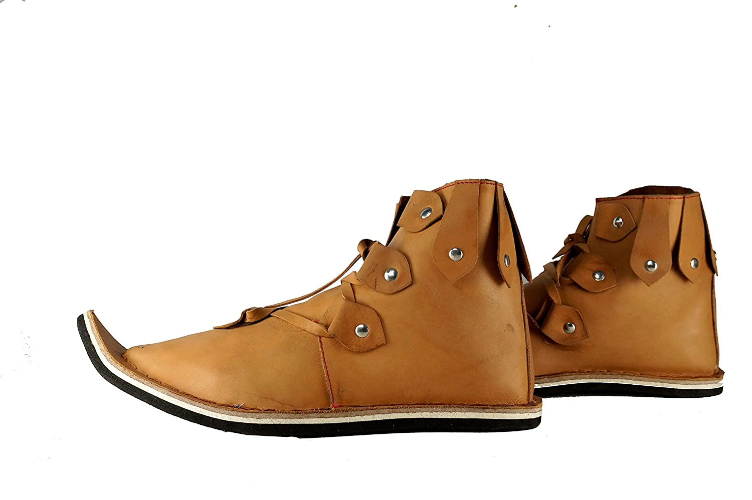 a7a522dcfc514 Medieval and Renaissance Men's Costume Boots & Shoes | Deluxe ...