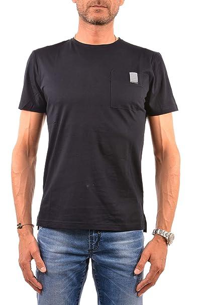 Antony Morato - Camiseta - para Hombre Azul Marino M: Amazon.es ...