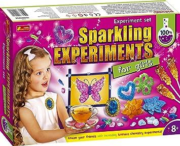 Ranok-Creative - Juego de experimentos Brillantes para niñas a ...