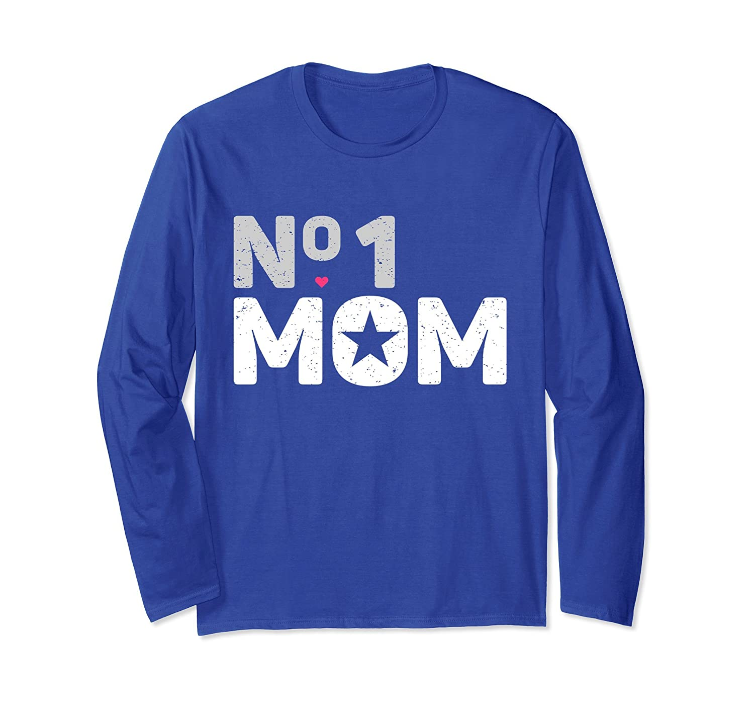 7c566f4d852d Basketball Mama Long Sleeve Shirt Cute Baller Mom Mother Tee-ah my ...