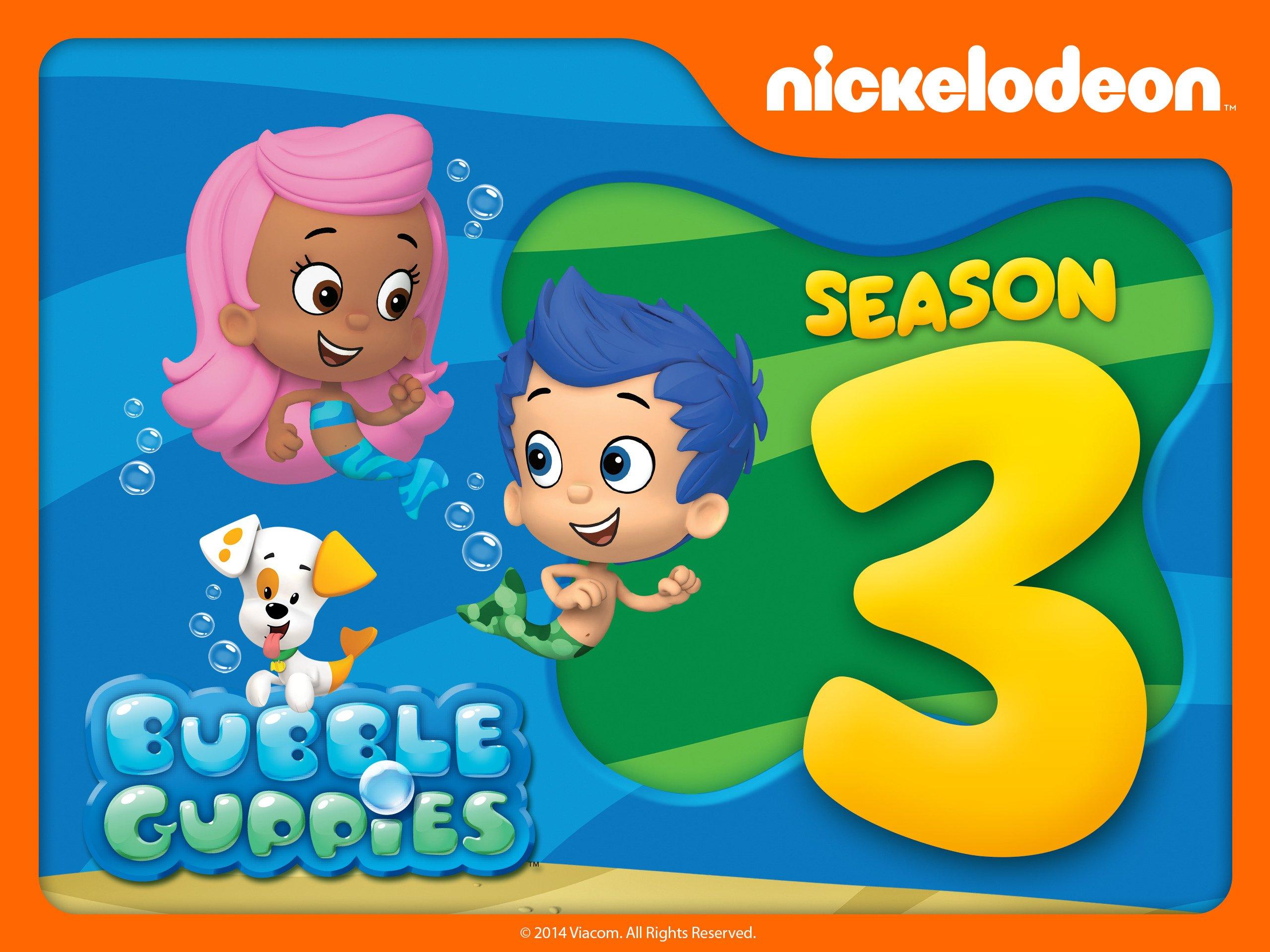 Amazon com: Watch Bubble Guppies Season 3 | Prime Video