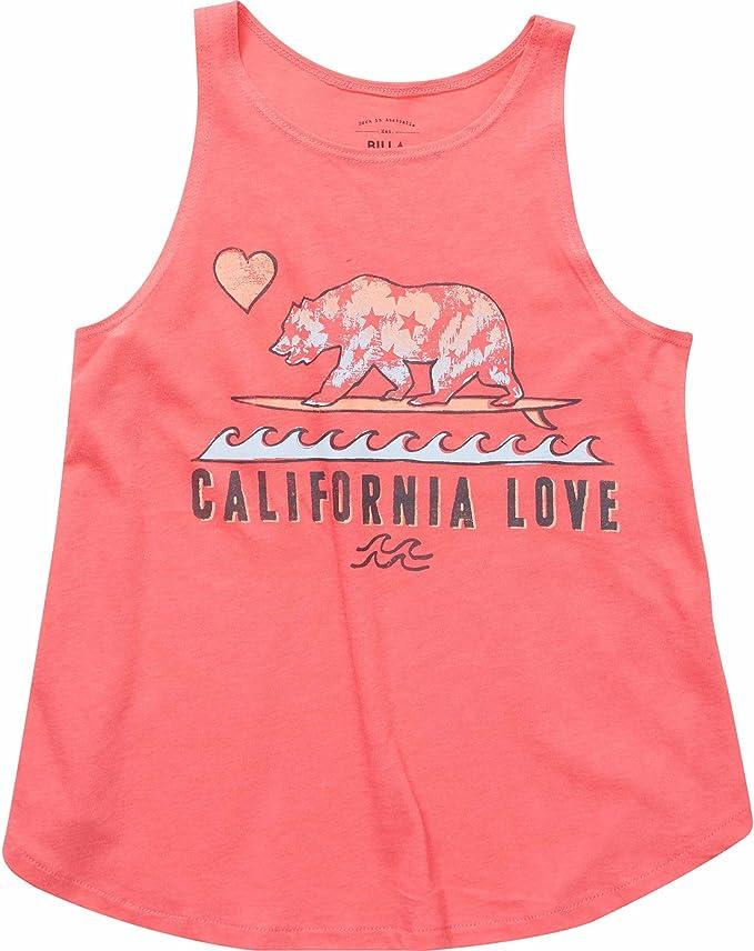 Billabong Girls Big Cali Love Tank