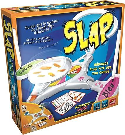 Goliath 376172.006 Slap 2.00 - Juego de Ambiente: Amazon.es: Juguetes y juegos