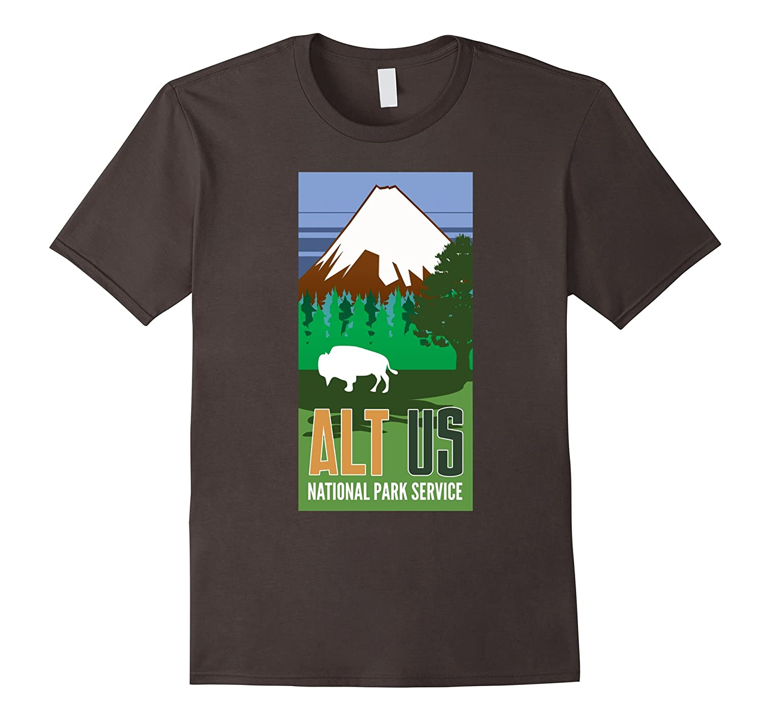 ALT US National Park Service Resist Shirt
