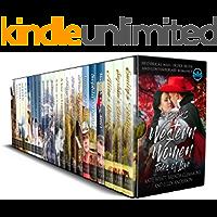 24 Books Western Women Tales of Love Box