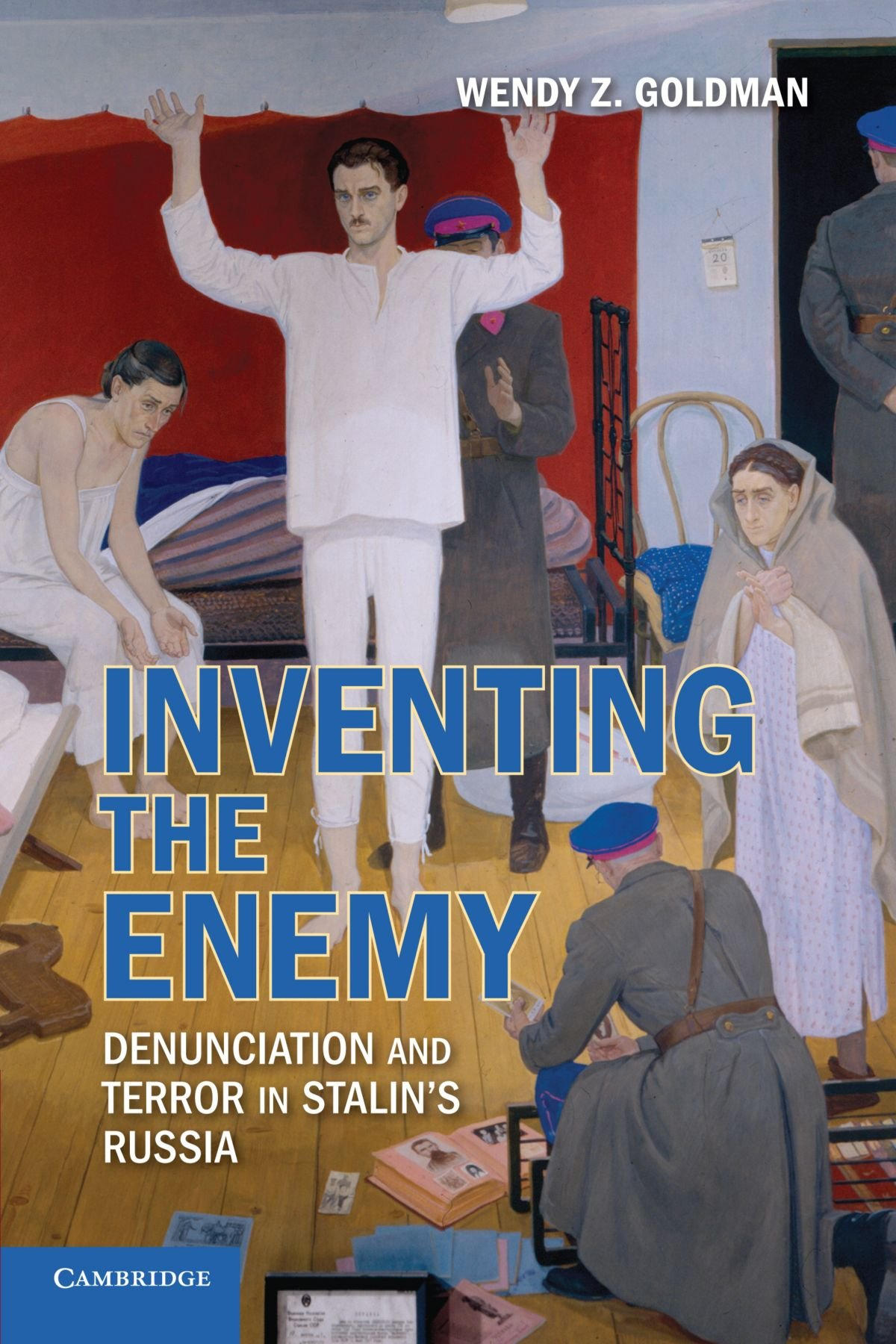 Download Inventing the Enemy: Denunciation and Terror in Stalin's Russia pdf