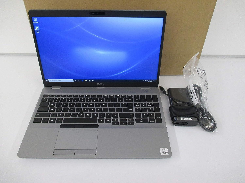 """Dell Latitude 5511 15.6"""" Notebook - Full HD - 1920 x 1080 - Core i5 i5-10400H 10th Gen 2.6GHz Quad-core (4 Core) - 16GB RAM - 256GB SSD"""