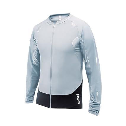 POC Resistance Pro Enduro Long-Sleeve Jersey - Men s Fenestrane Blue f3b76491f