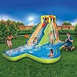 BANZAI Slide N Soak Splash Water Park