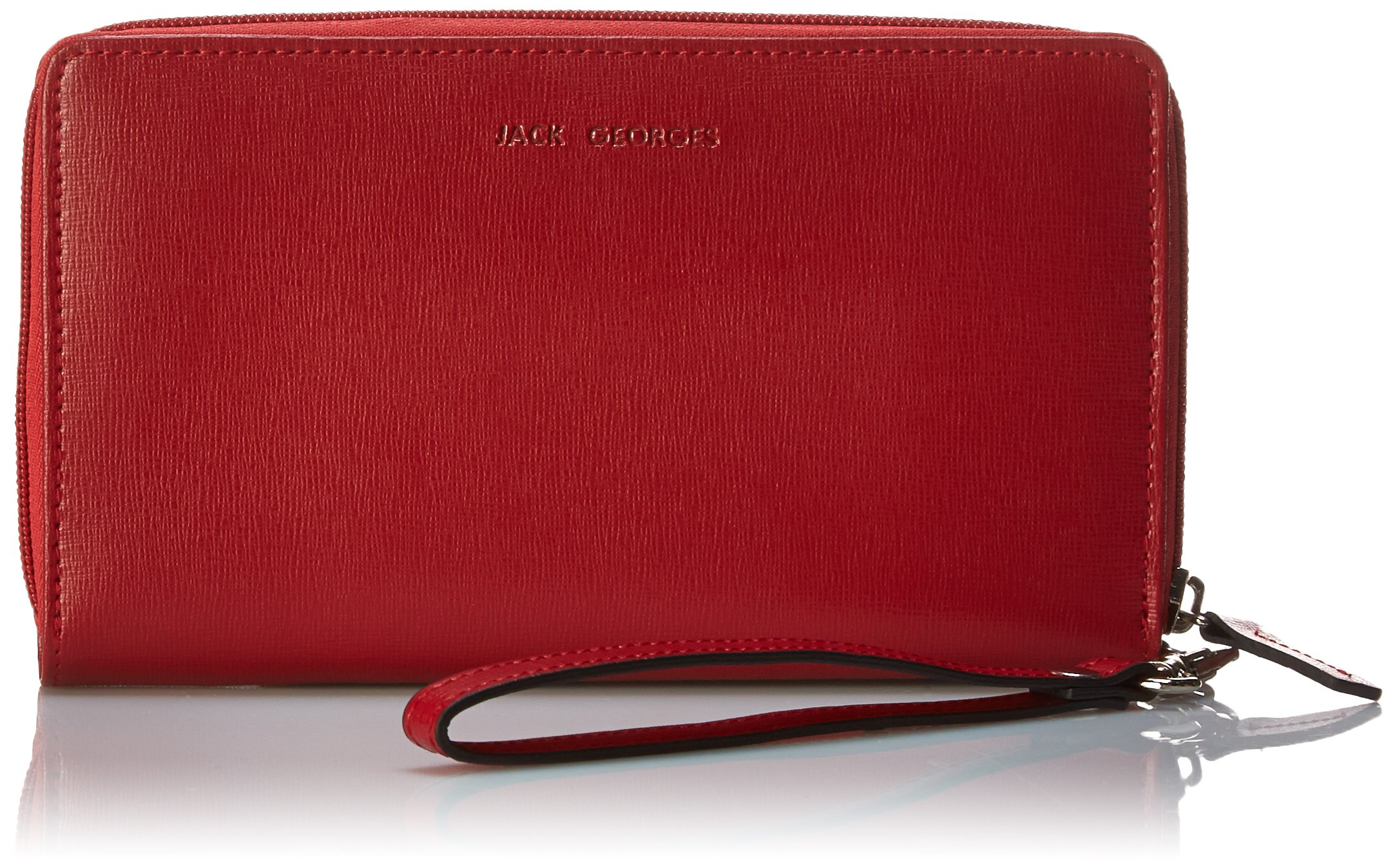Jack Georges Chelsea 5724, Red, One Size
