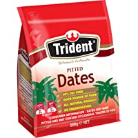 Trident Dried Pitted Dates 500g