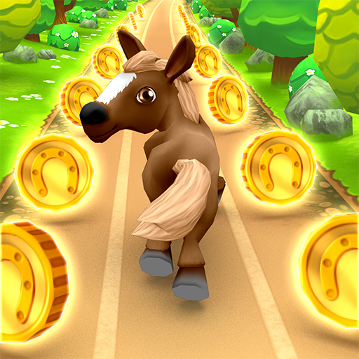 Pony Racing 3D