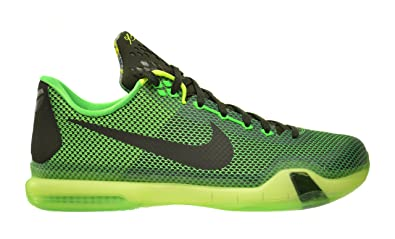 c1b37a27b2184c Nike Kobe X Green Vino Men s Shoes Poison Green Sequoia-Volt 705317-333