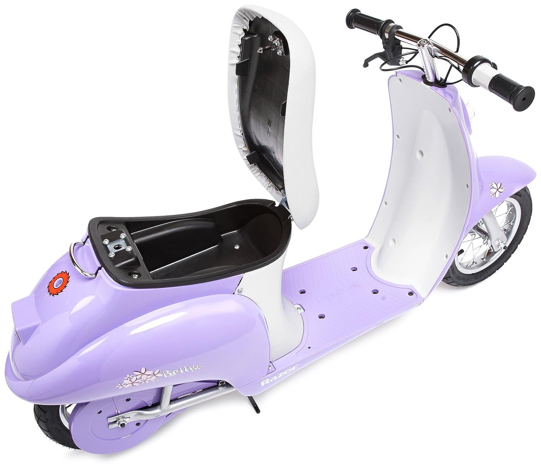 Razor Pocket Mod Bella Girls Electric Ride On Bike Scooter