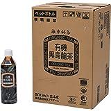 海東セレクション 有機 黒烏龍茶 500ml × 24本