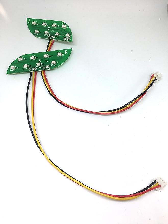 Amazon.com: Luces de LED laterales Replace Fix de reparación ...