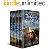 The Gift Of True Belief Box Set: A Christian Based Western Romance Series