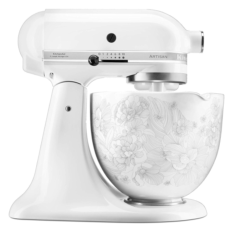 KitchenAid KSM2CB5PCS Ceramic Bowl 5-Quart Mixer Confetti Sprinkle