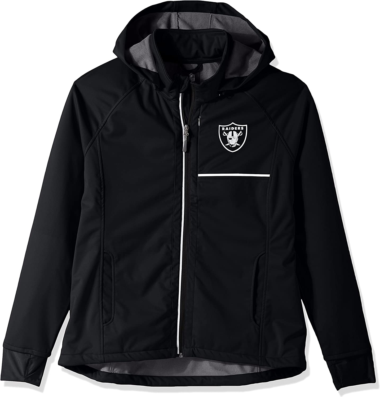 G-III Womens NFL Cut Back Soft Shell Jacket