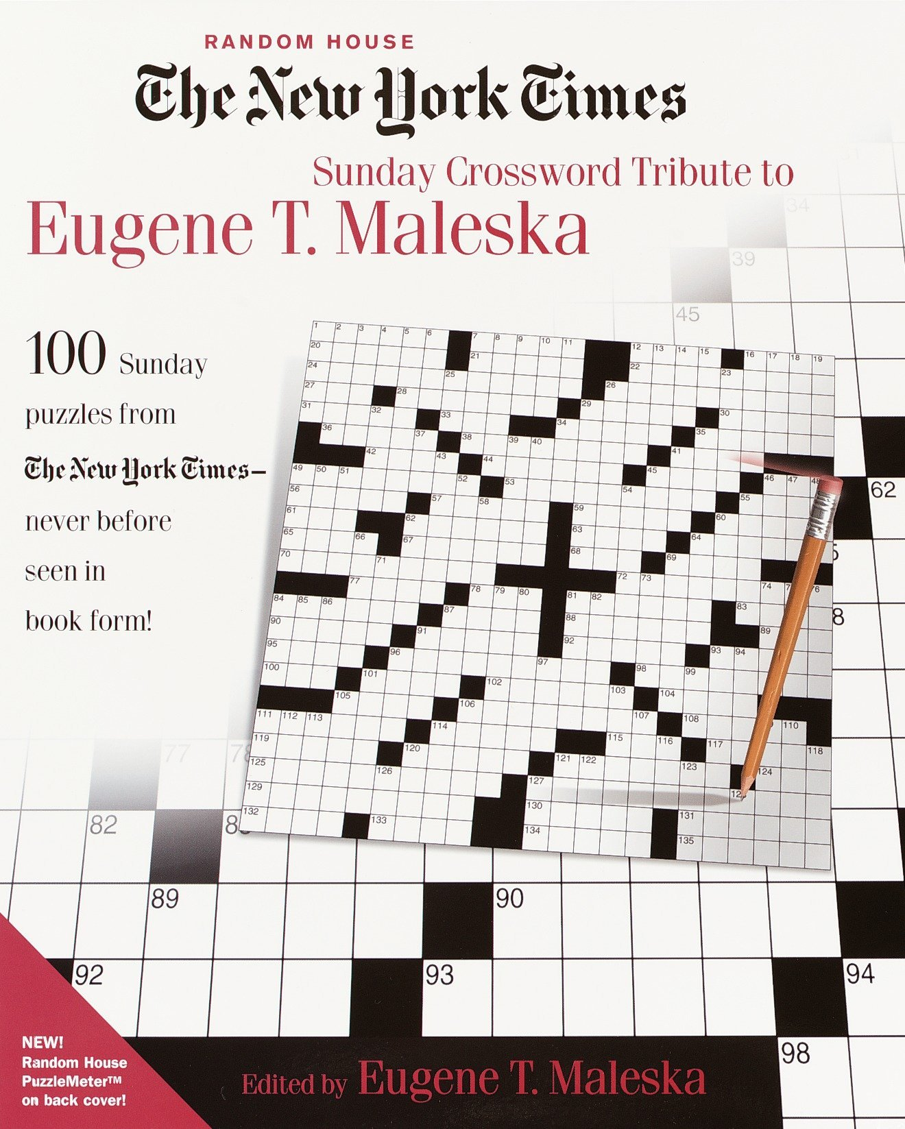 Fine The New York Times Sunday Crossword Tribute To Eugene T Home Interior And Landscaping Elinuenasavecom